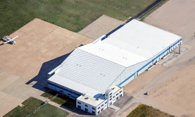 AST&Science, new 85,000 sq. ft. facility in Midland, TX