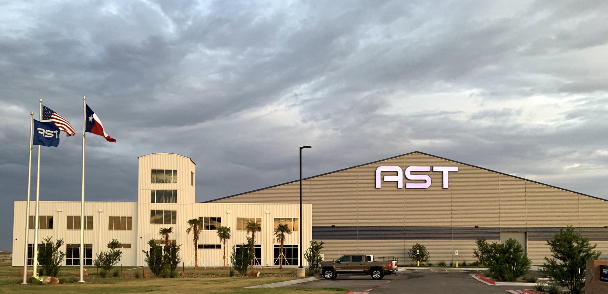 AST Midland International Air and Space Port