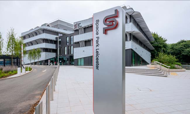 AST SpaceMobile Opens UK Headquarters at Space Park Leicester